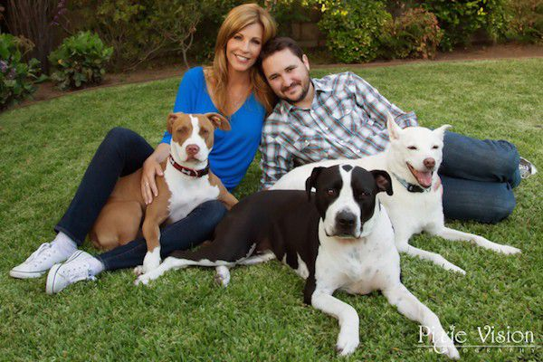 Wil Wheaton was one of the first animal lovers I heard publicly reject the Rainbow Bridge concept, after the death of his dog RIley, at right.