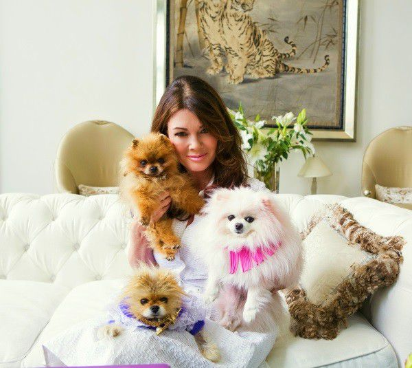 Lisa's love for animals is the biggest inspiration for her pet lifestyle brand. (Photo by Vincent Sandoval.)