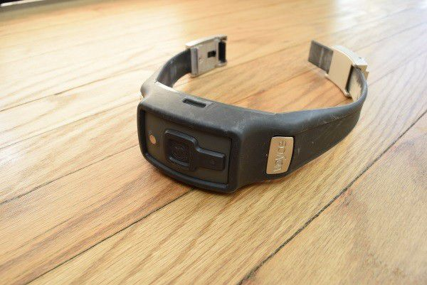 The activity band is a serious piece of equipment. (Photo by Whitney C. Harris)