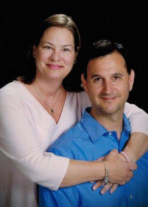 Joel and Joann Bacon share their story to help others. (Photo courtesy the Bacon family)