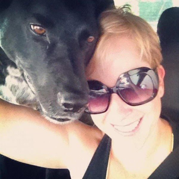 Selfie while stopped. (Photo by Wendy Newell)