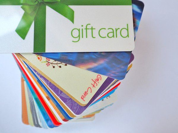 Gift cards by Shutterstock.