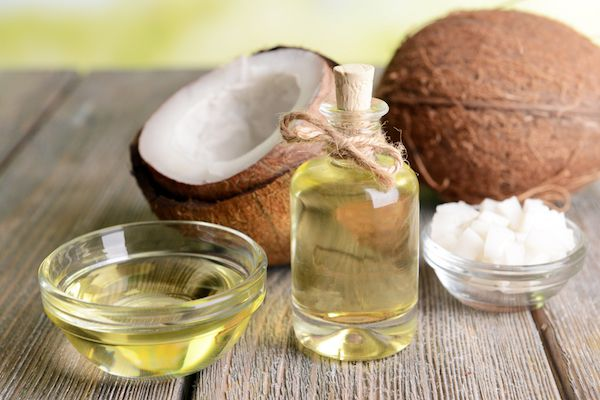 Coconut Oil for a Dog's Itchy Skin