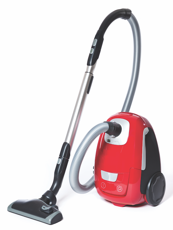 Vacuum cleaner by Shutterstock.