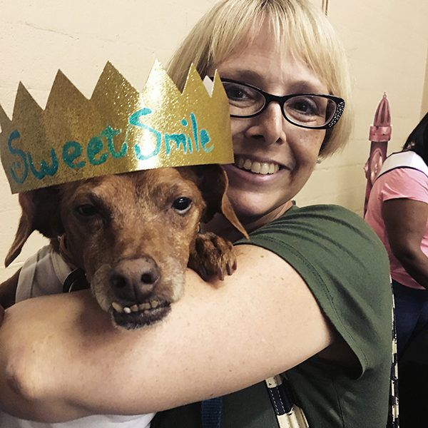 Tampa came home with the crown for Best Smile!
