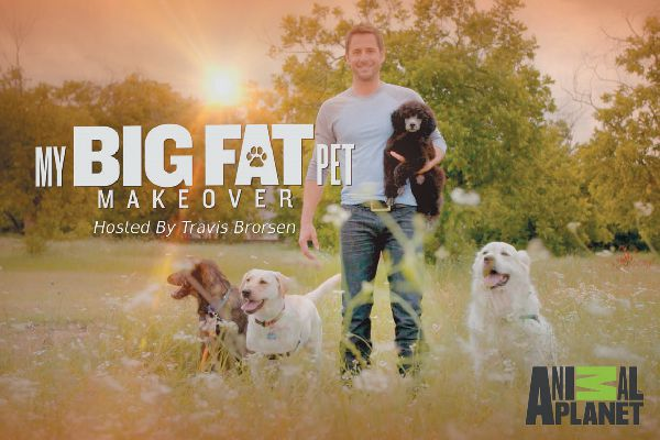 The first season of My Big Fat Pet Makeover is available to stream on the Animal Planet Go app.