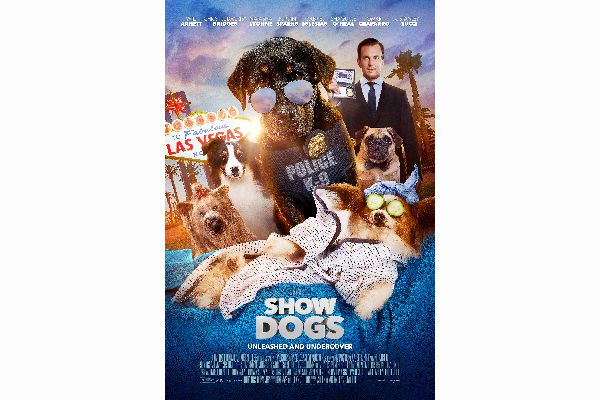 Show Dogs movie.