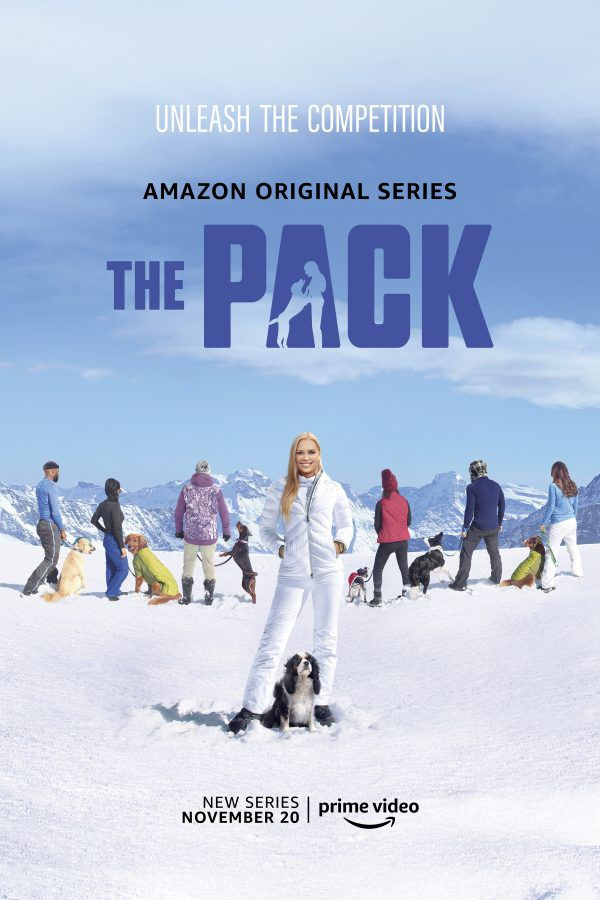 Amazon Prime's The Pack