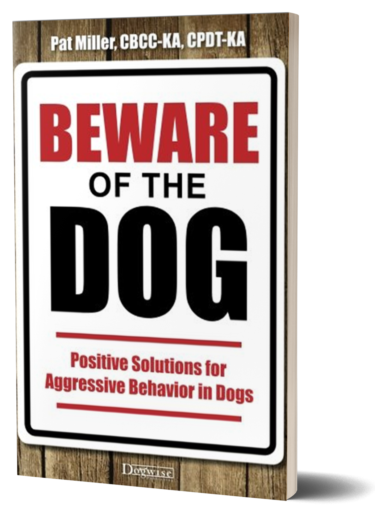 beware of the dog book cover