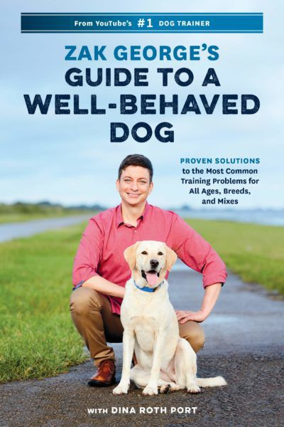 guide to a well behaved dog cover